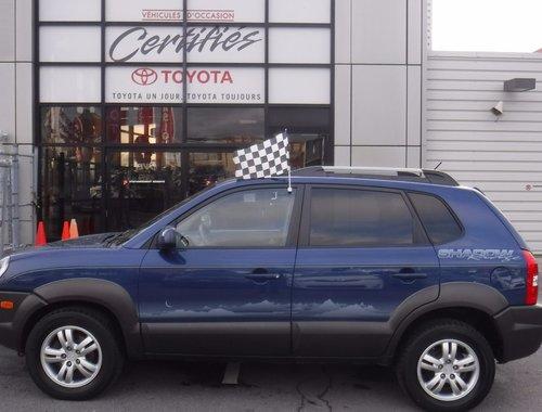 Hyundai Tucson AWD TOIT OUVRANT 2007