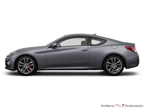 Hyundai Genesis Coupe  2015