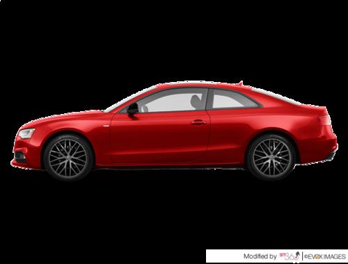 2016 Audi A5 Coupé