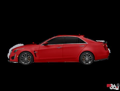 Cadillac CTS-V Berline  2016