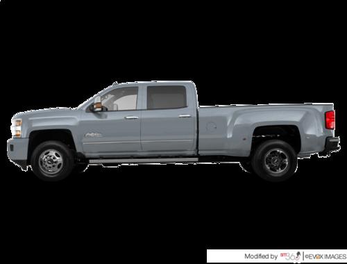 Chevrolet Silverado 3500HD  2016