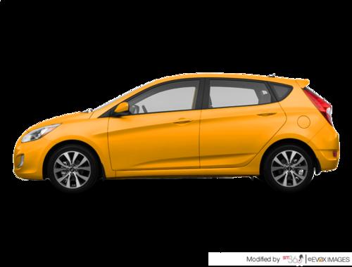 Hyundai Accent 5 Portes  2016