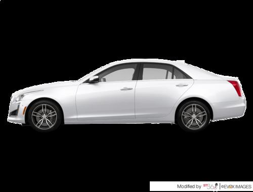 Cadillac CTS Berline  2017