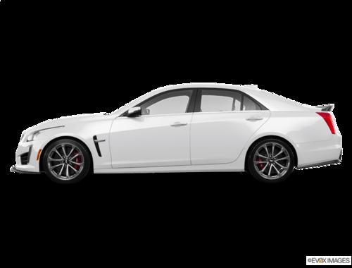 Cadillac CTS-V Berline  2017