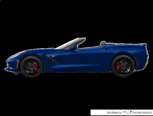 Chevrolet Corvette Cabriolet Stingray  2017