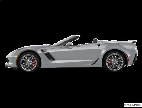 Chevrolet Corvette Cabriolet Z06  2017
