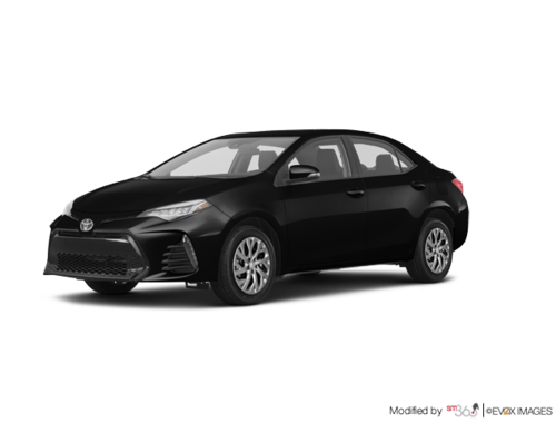 Toyota Corolla SE 2017