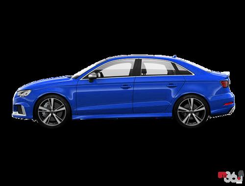 2018 Audi RS 3 Sedan