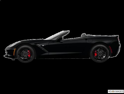 Chevrolet Corvette Cabriolet Stingray  2018