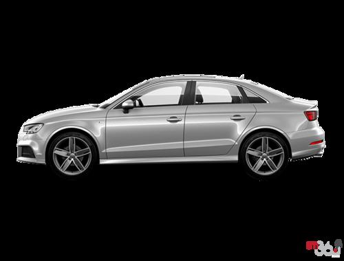 2019 Audi A3 Sedan