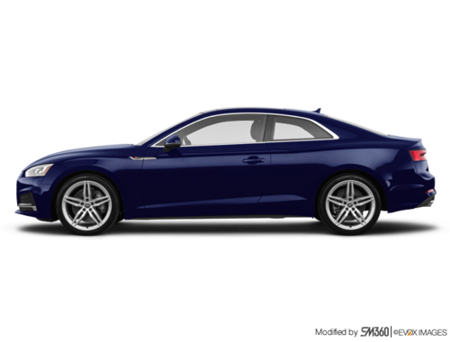 2019 Audi A5 Coupé