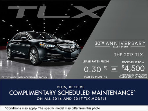 can 2017 acura tlx 0 30 lease for 30 months askcarsales