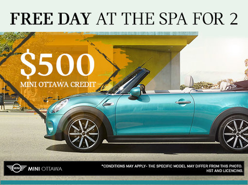 Free Day at the Spa for 2