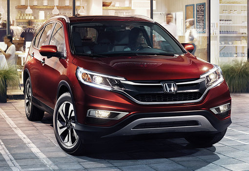 2015 Honda CR-V: Checks all the right boxes