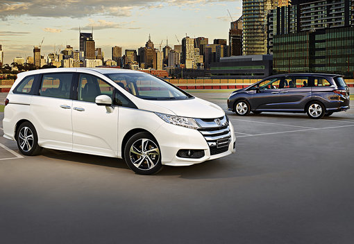 2014 Honda Odyssey – All the right things for your family