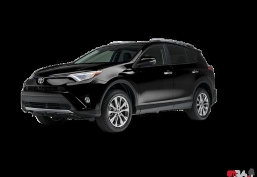 Toyota RAV4 Limited (A6) 2017