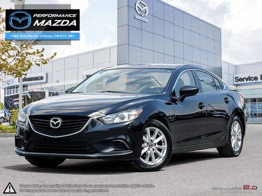 Mazda Mazda6 GX 2015