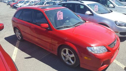 Mazda Protege5 ES 2002