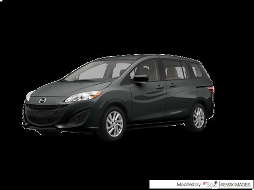 2017 Mazda Mazda5 GS 6sp