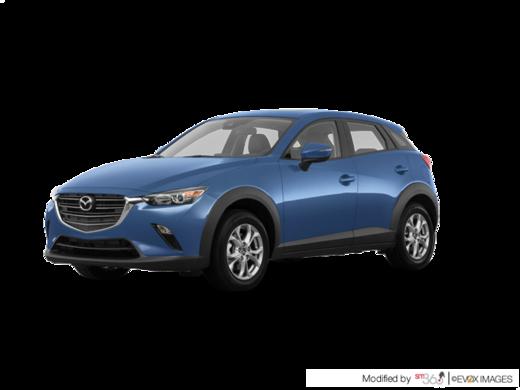 Mazda CX-3 GS FWD at 2019
