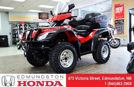 2003 Honda ATV TRX650 Rincon ...