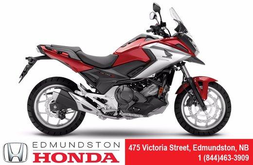 2017 Honda NC750 DCT - ABS