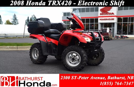 Honda TRX420  2008