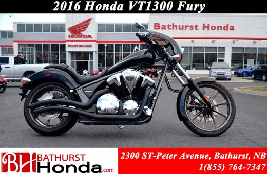 2016 Honda VT1300 Fury
