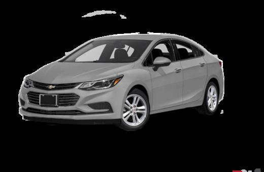 Chevrolet Cruze 1SD 2017