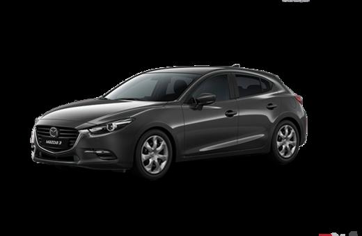 2017 Mazda MAZDA3 SPORT GX GX