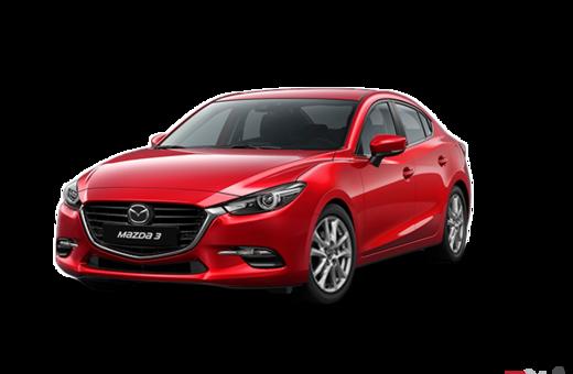 Mazda Mazda3 GS 2017