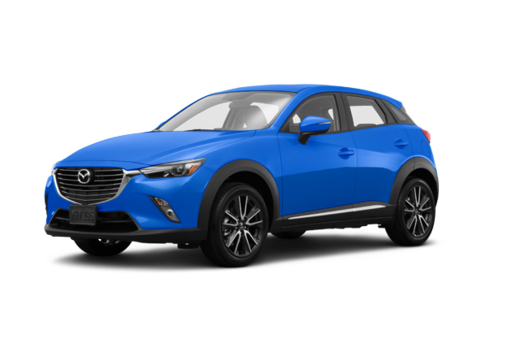 2017 Mazda CX-3 GT GT
