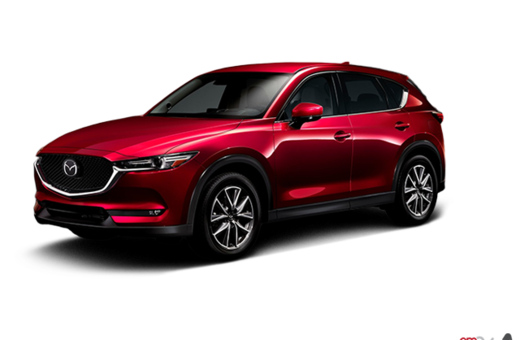 2017 Mazda CX-5 GT GT