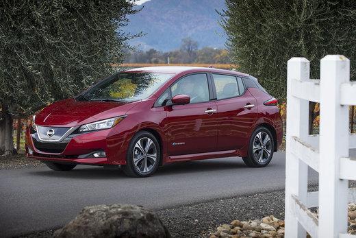 Oubliez le prix de l'essence avec la Nissan LEAF 2019