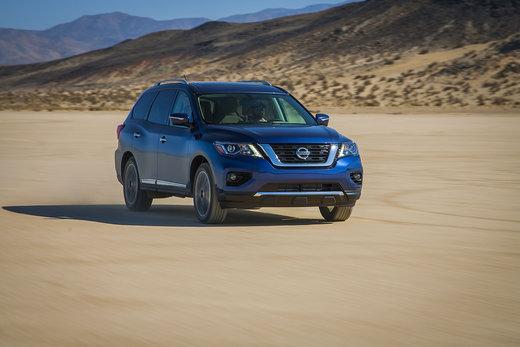 Le Nissan Pathfinder 2019 : parfait pour les familles