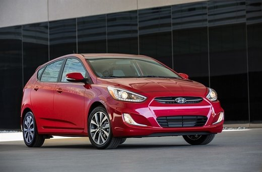 The all-new 2018 Hyundai Accent is here