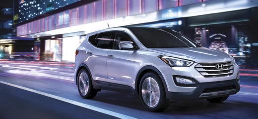 2015 Hyundai Santa Fe Sport: Efficiently Powerful and Practical