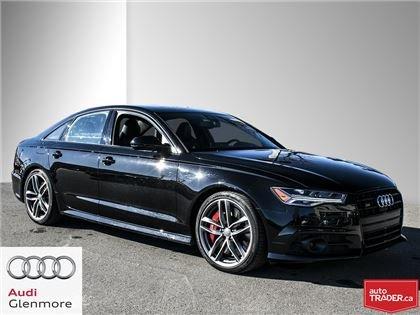 2017 Audi S6 4.0T quattro 7sp S tronic