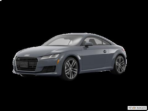 2017 Audi TT 2.0T qtro 6sp S tronic Rdstr