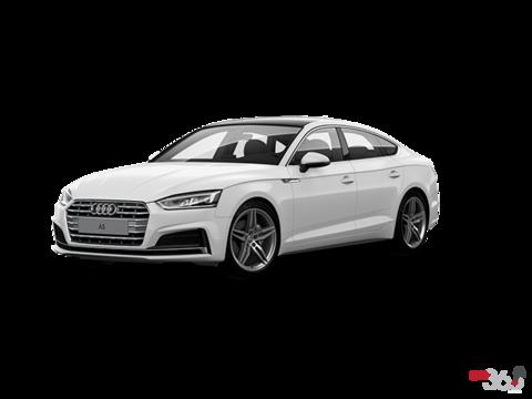 2018 Audi A5 Sportback 2.0T Progressiv quattro 7sp S Tronic