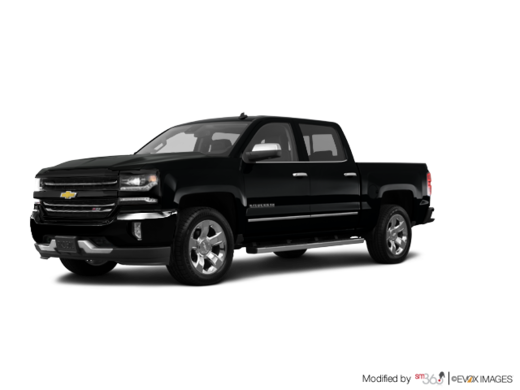 CHEVY TRUCKS SILVERADO 1500 CREW 4X4 2LZ 2017