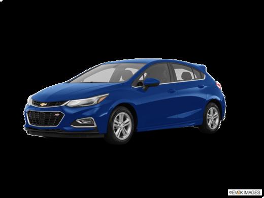 Chevrolet CRUZE HATCHBACK LT AUTO (1SD) LT 2018