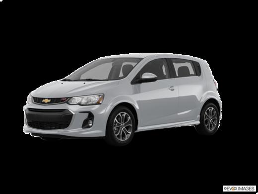 Chevrolet SONIC 5-DOOR LT 2018