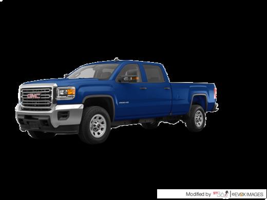 GMC SIERRA 2500 CREW 4X4 1SA 2018