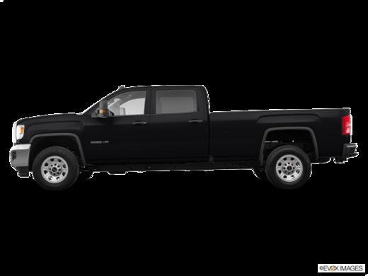 GMC SIERRA 2500 CREW 4X4  2018