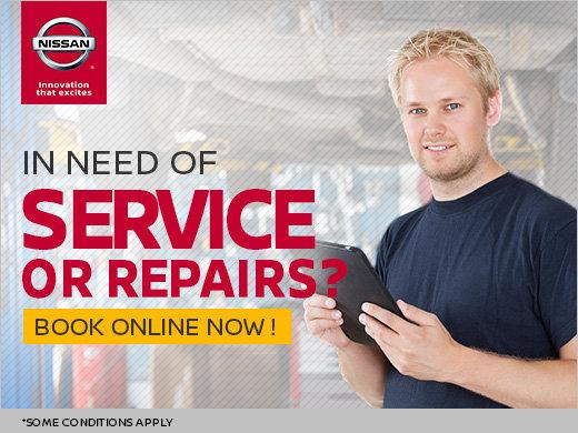 In Need of Service or Repair?