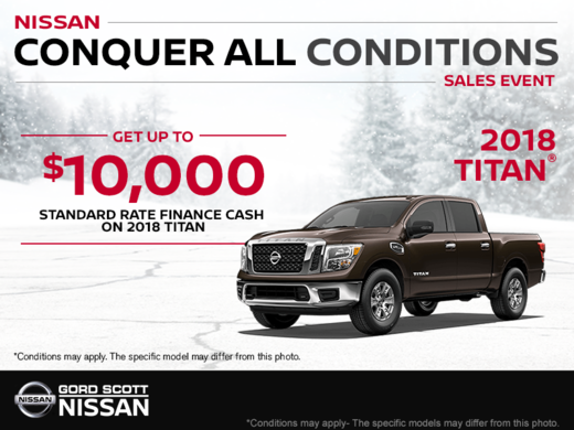 Get the 2018 Titan Today