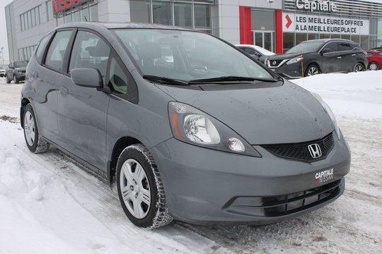 Honda Fit LX*AUTO*BLUETOOTH*AIR CLIM* 2014