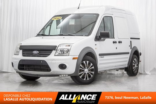 Ford Transit Connect XLT//cargo 2012