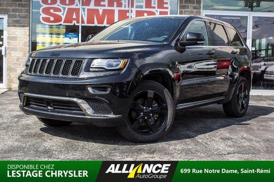 Jeep Grand Cherokee OVERLAND | 4X4 | 2015